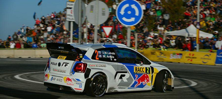rally cataluña 2014